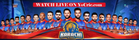 PSL 4 Karachi Kings Squad | Karachi Kings Squad 2019