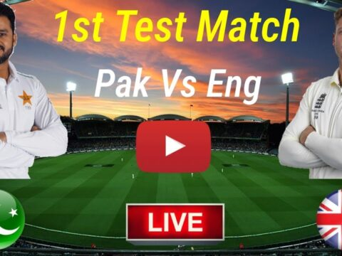 pakistan vs england live streaming